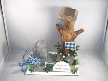 Geldgeschenk, Wanderurlaub, Geburtstag, Bayern, Urlaub, bayrisch, wandern, Wald, Berge, Urlaub in den Bergen, Sepplhut, Hut