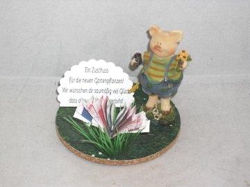Geldgeschenk Geburtstag, Geld für Gartenpflanzen, Blumen, Garten, Pflanzen
