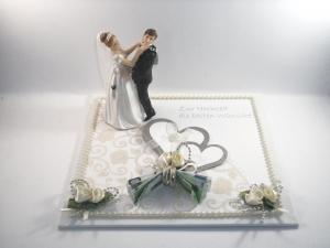 Geldgeschenk zur Hochzeit, Brautpaar, Humor, lustig, humorvoll, Bräutigam gefangen   - Handarbeit kaufen
