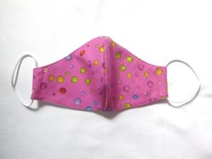 Mund-Nasen-Maske, Maske, Behelfsmaske, Gesichtsmaske, Damen, Teenies, Teens, Mädchen, 024-80    - Handarbeit kaufen