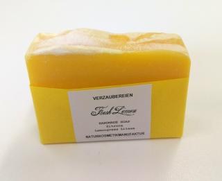 Duschseife Fresh Lemon - Palmölfrei und Vegan