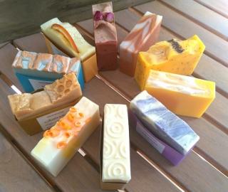 Angebot-5 Stück Seifen -freie Auswahl, stellen Sie sich ihre Lieblingsseifen selber zusammen