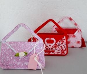 5 St. Geschenktaschen,Geschenkbox,Gastgeschenk,Geldgeschenk,Geburtstag,Mädchen