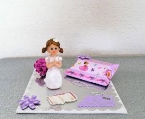 Geldgeschenke zur Kommunion/Konfirmation für Mädchen Geschenkbox Geschenk Verpackung