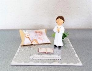 Geldgeschenke zur Kommunion/Konfirmation für Junge Geschenkbox Geschenk Verpackung  - Handarbeit kaufen