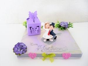 Geldgeschenke zur Hochzeit Geschenkverpackung Hochzeitsgeschenk - Handarbeit kaufen