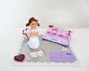 Geldgeschenke zur Konfirmation/Kommunion für Mädchen Geschenkbox Geschenk Verpackung