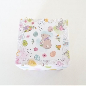 Überraschungsbox Ostern Geldgeschenk für Mädchen Geschenk Verpackung - Handarbeit kaufen