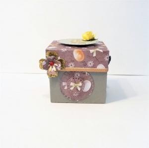 Ostern Geldgeschenk Geschenkbox Überraschungsbox Geschenk Verpackung - Handarbeit kaufen