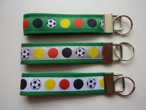 Schlüsselanhänger Fußball Deutschland