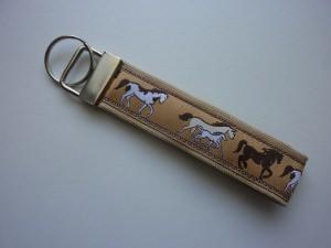 Schlüsselanhänger Pferde