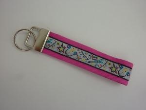 Schlüsselanhänger ROCK YOU in pink
