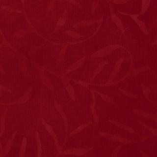✂ Patchworkstoff Meterware  wunderbarer rot marmorierter Batikstoff (Restposten)