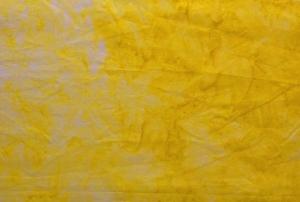 ✂ Patchworkstoff Meterware  wunderschöner Batikstoff mit Verlauf von hellgelb zu kräftigem Gelb