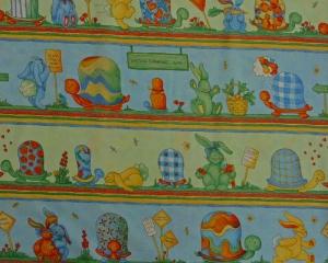 amerikanischer Patchworkstoff Meterware P & B Textiles Bordüre - Handarbeit kaufen