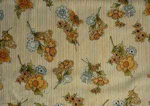 amerikanischer Patchworkstoff Meterware Loralie Designs Blumen