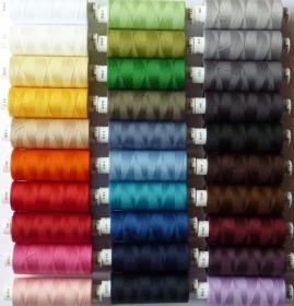 ✂ 10 verschiedene Farben nach Wahl von Gütermann hochwertiges Toldi-Nähgarn 500 mtr.