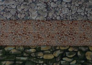 ✂ Stoffpaket verschiedene Steine (kleine, große und Naturescapes) - Handarbeit kaufen
