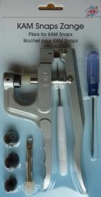 ✂ KAM Snap Zange für 3 verschiedene Größen - Handarbeit kaufen