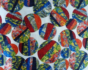 ✂ Patchworkstoff Meterware Paintbrush Studio Marblehead Venetian - Handarbeit kaufen