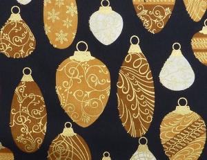 ✂ Patchworkstoff Meterware Weihnachtsstoffe Hofmann Holiday Renaissance