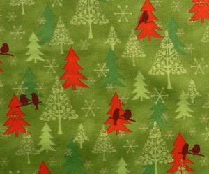 ✂ Patchworkstoff Meterware Weihnachtsstoffe Stof Christman Story 12-96