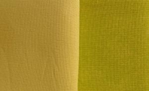 ✂ Stoffpaket grün-gelb Töne 2er Mix - Handarbeit kaufen