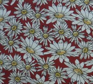 ✂ Patchworkstoff Meterware QT fabrics Christine Anderson Blumen - Handarbeit kaufen