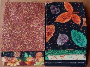 ✂ Stoffpaket Fat Quarter Mix mit 8 verschiedenen Farben - Handarbeit kaufen
