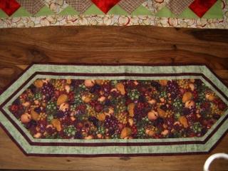 Tischläufer, Tischdecke, Deckchen, Herbstdecke
