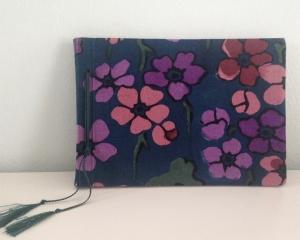 ★Altes, leeres vintage Fotoalbum mit Blumenmotiv★ original aus den 1930er Jahren