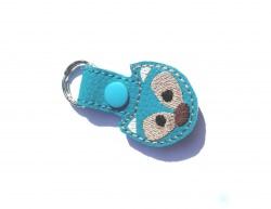 Schlüsselanhänger ♥ Fuchs ♥ Taschenbaumler (Kopie id: 20687)