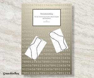 Formelsammlung für das Stricken von Socken, Kniestrümpfen und Overknees, PDF Datei