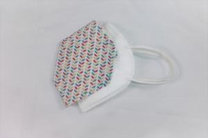 FFP2 Cover, Überzug für FFP2 Masken, Baumwollüberzug, bunt, handgemacht von Dieda  - Handarbeit kaufen
