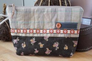 Kosmetik Tasche  - Handarbeit kaufen
