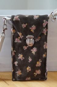 ♥ Vroni ♥ die  HANDYTASCHE als Crossbag      - Handarbeit kaufen