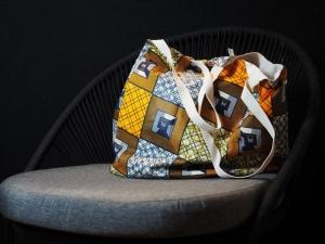 """Beutel Tasche """"BIGSteff"""" Limited Edition ☀ AFRIKA ☀ - Handarbeit kaufen"""