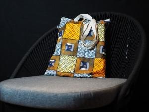 Limited Edition Schultertasche/ Shopper  ☀ AFRIKA ☀   - Handarbeit kaufen