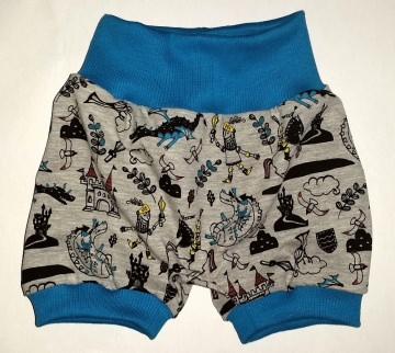 kurze Pumphose Gr.62/68 Shorts