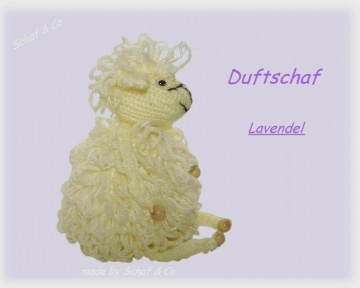 ♥♥♥Lavendelsäckchen *Schäfchen** DORA  Duftkissen,Schrankduft♥♥♥