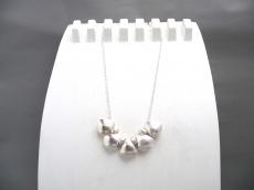 Halskette Silber Triangel Swing Silberkette