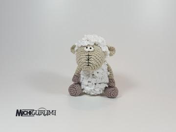 Häkelanleitung: Mini - Schaf