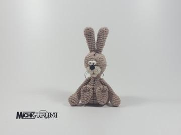 Häkelanleitung: Mini - Hase