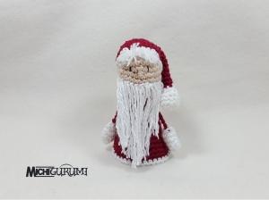 Häkelanleitung: Weihnachtsmann