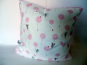 Kissenbezug  Kinderkissen Kissen BabyKissen Bettwäsche  -Porto 1,45