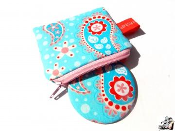 Taschenspielge-Set *paisley* ♥Mäusewerkstatt♥ - Handarbeit kaufen