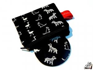 Taschenspiegel-Set *Zebra & Co.* ♥Mäusewerkstatt♥ - Handarbeit kaufen