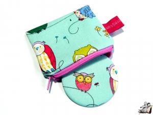Taschenspiegel-Set *spotted owl* ♥Mäusewerkstatt♥ - Handarbeit kaufen
