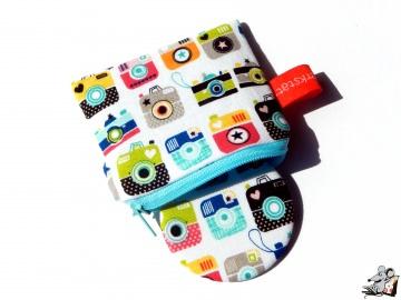 Taschenspiegel-Set *cameras* ♥Mäusewerkstatt♥