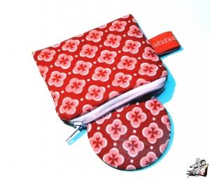 Taschenspiegel-Set *candy heart* ♥Mäusewerkstatt♥  - Handarbeit kaufen